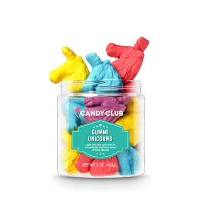 Candy - Gummi Unicorns