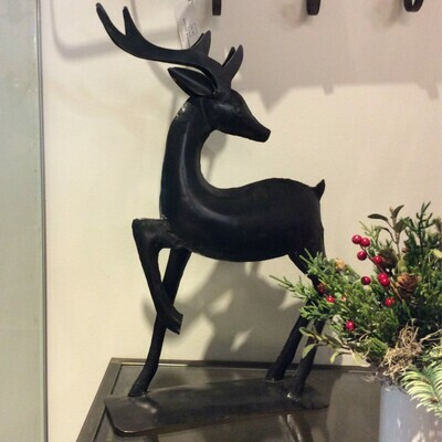 Iron Black Reindeer