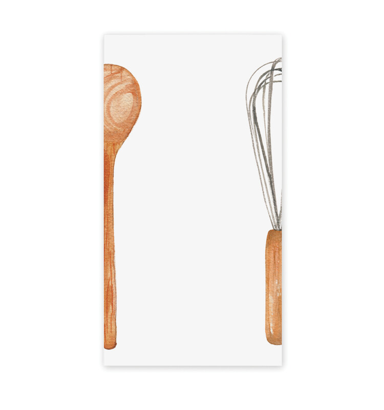 Notepad 3.5x6.5 - Spoon & Whisk