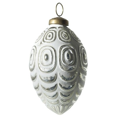 Ornament - White Gild