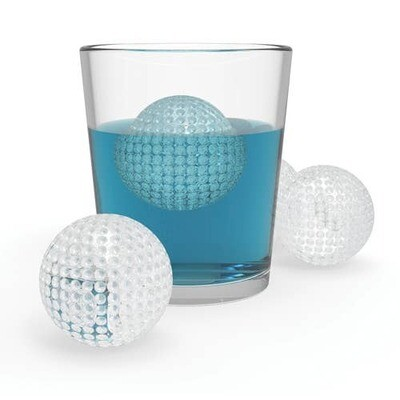 Silicone Ice Mold - Golf Ball