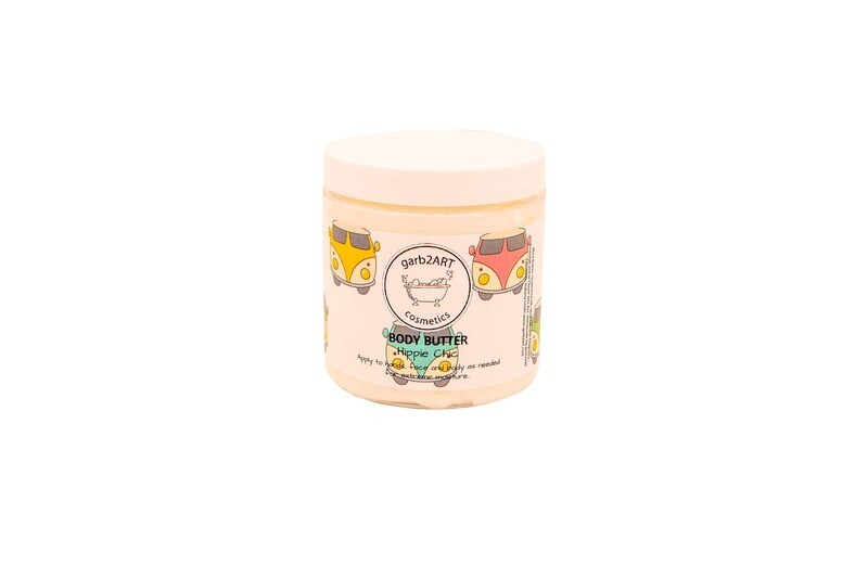 Hippie Chic Whipped Body Butter