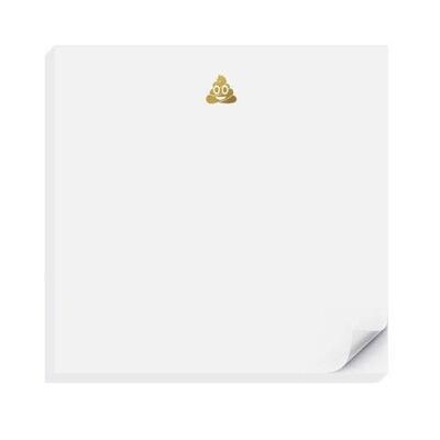 Inclosed Letterpress Co. - Poop Emoji