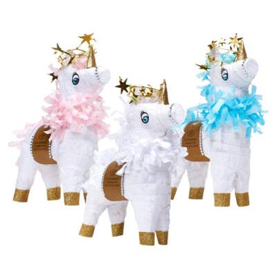 Mini Tabletop Unicorn Pinata