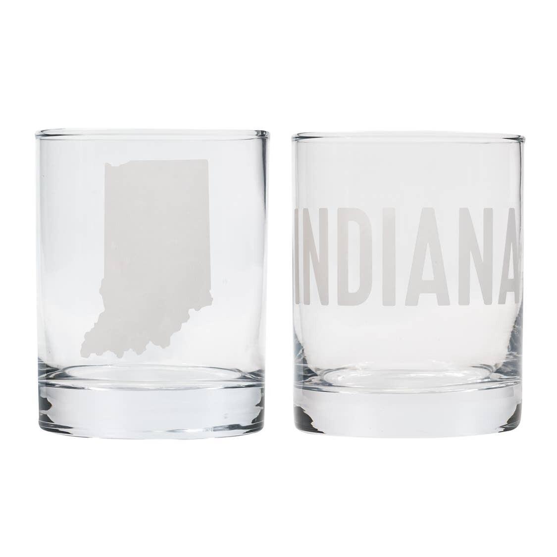Rocks Glass - Indiana