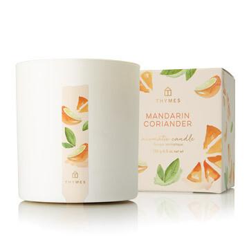 Candle-Mandarin Coriander