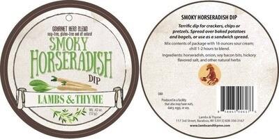 Smoky Horseradish Dip
