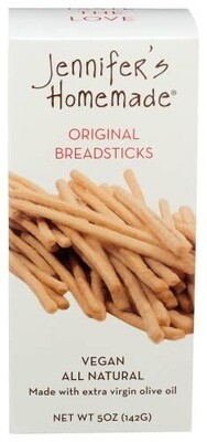 Jennifer's Homemade Original Breadsticks