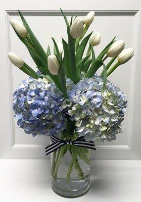 Alluring Blue