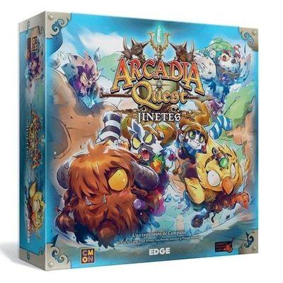 CMON - Arcadia Quest: Jinetes