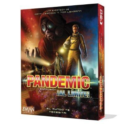 Z-Man Games - Pandemic: Al límite!