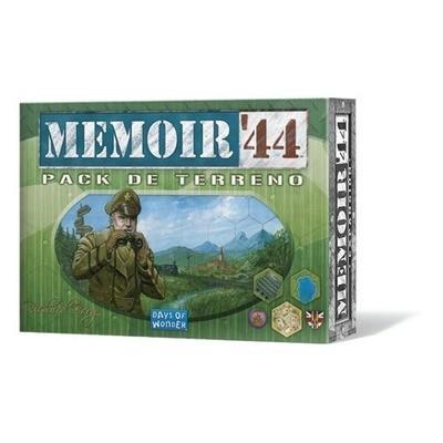Days of Wonder - Memoir '44: Pack de Terreno