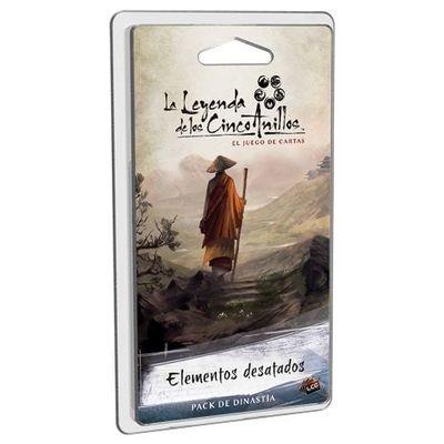Fantasy Flight - La leyenda de los 5 anillos: Elementos desatados