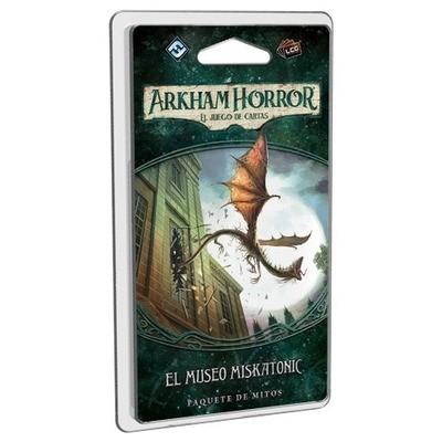 Fantasy Flight - Arkham Horror LCG: El museo Miskatonic