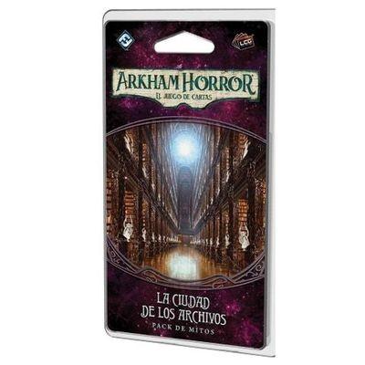 Fantasy Flight - Arkham Horror LCG: La Ciudad de los Archivos