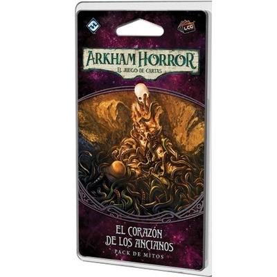 Fantasy Flight - Arkham Horror LCG: El corazón de los ancianos