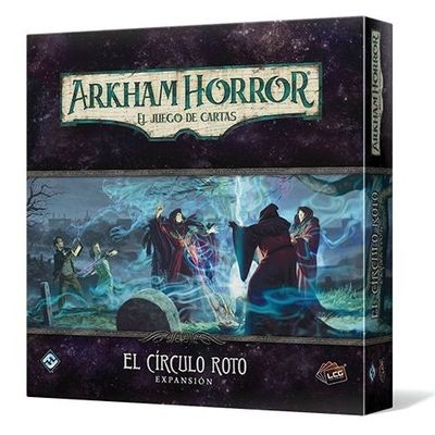 Fantasy Flight - Arkham Horror LCG: El círculo roto
