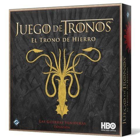 Fantasy Flight - Juego de Tronos: El trono de hierro: Guerras venideras