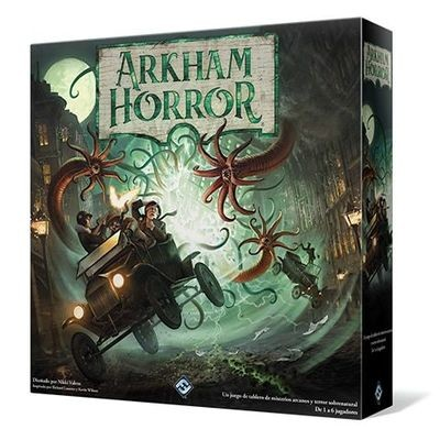 Fantasy Flight - Arkham Horror 3ª Edición