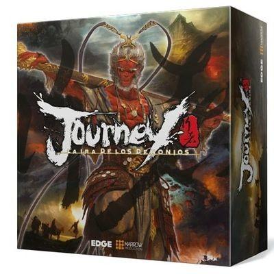 Edge - Journey: La ira de los demonios