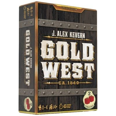 2 Tomatoes - Gold West