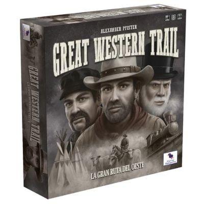 Eggert Spiele – Great Western Trail: La ruta del oeste