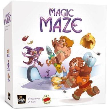 2 Tomatoes - Magic Maze