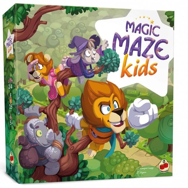 2 Tomatoes - Magic Maze Kids