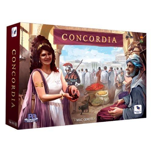 MasQueOca - Concordia