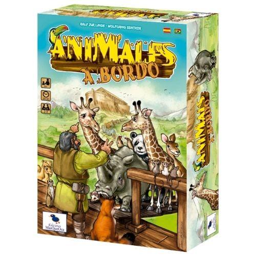 Eggert Spiele - Animales a bordo