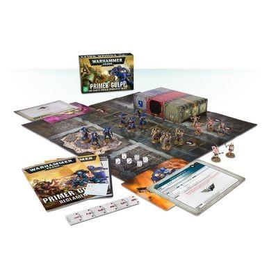 Games Workshop - Warhammer 40,000: Primer Golpe