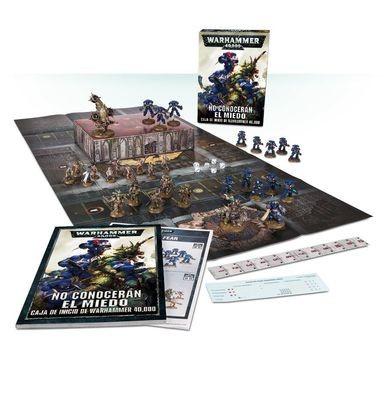 Games Workshop - Warhammer 40,000: No conocerán el miedo