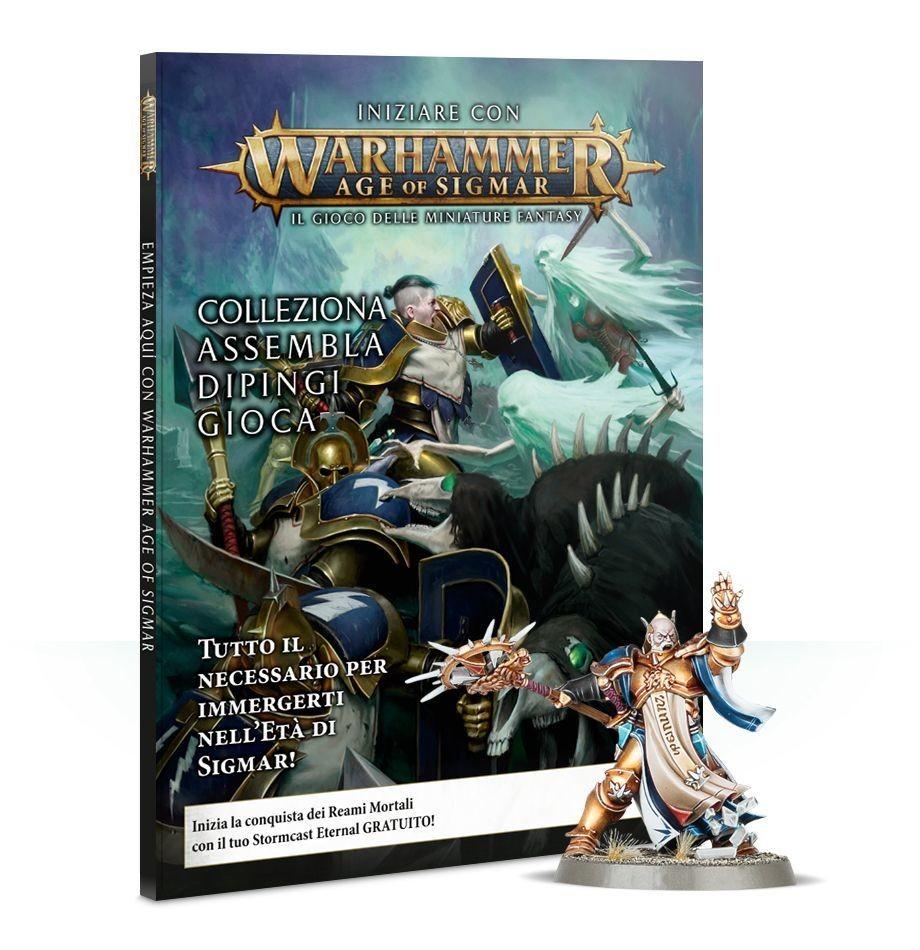 Games Workshop - Warhammer Age of Sigmar: Empieza aquí