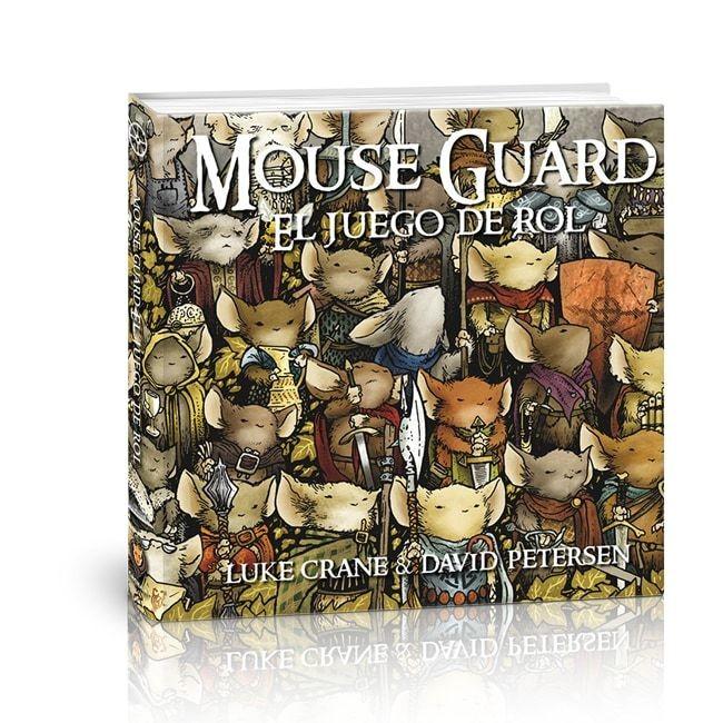Holocubierta - Mouse Guard