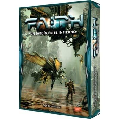 Burning Games - Faith: Un jardín en el infierno