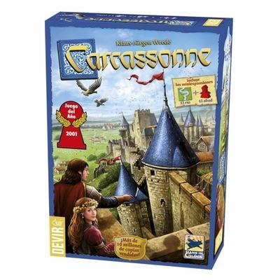 Devir - Carcassonne