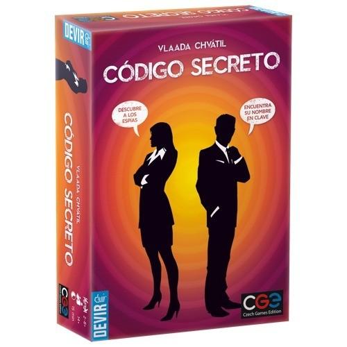 Devir - Código Secreto