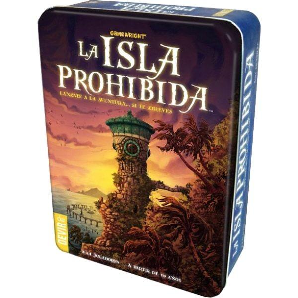 Devir - La Isla Prohibida
