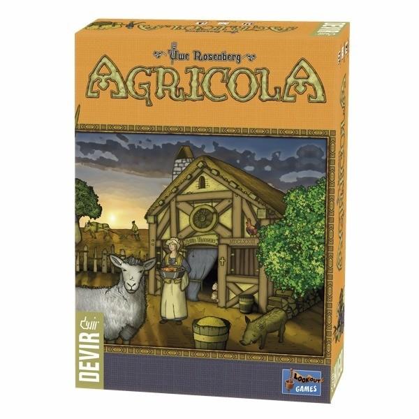 Devir - Agricola
