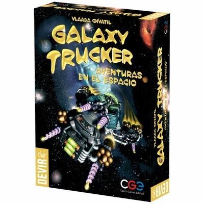 Devir - Galaxy Trucker