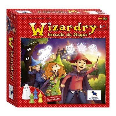 Pegasus Spiele - Wizardry: Escuela de magos