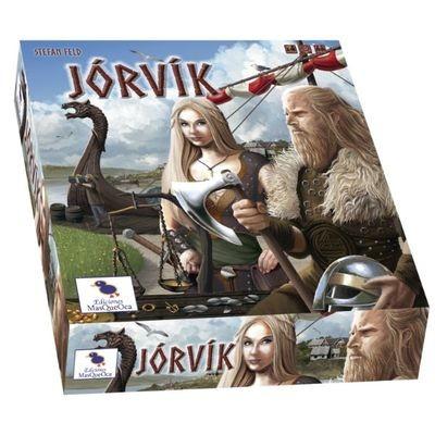 Eggert Spiele - Jórvík