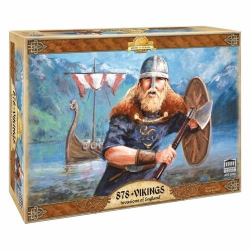 Academy Games - 878 Vikings: La invasión de Inglaterra
