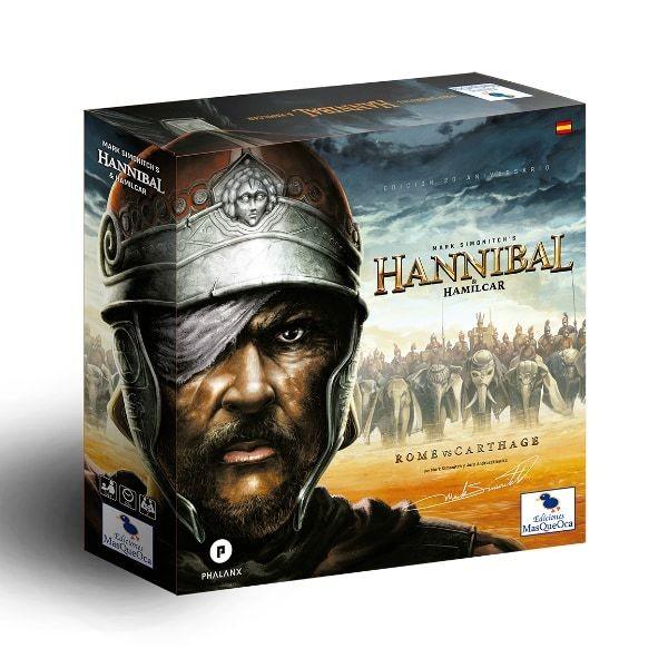 Phalanx - Anibal y Amilcar - Roma contra Cartago