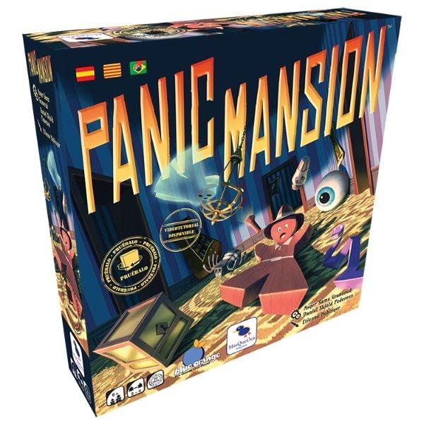 Blue Orange - Panic Mansion