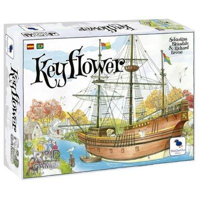 MasQueOca - Keyflower