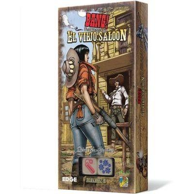 DV Giochi - Bang! El juego de dados: El viejo saloon