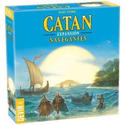 Devir - Catan: Navegantes