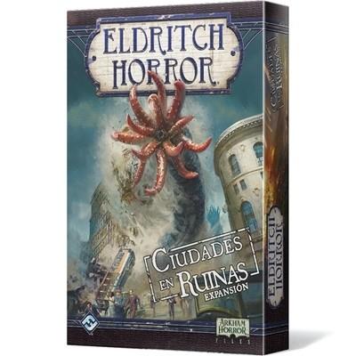 Fantasy Flight - Eldritch Horror: Ciudades en ruinas