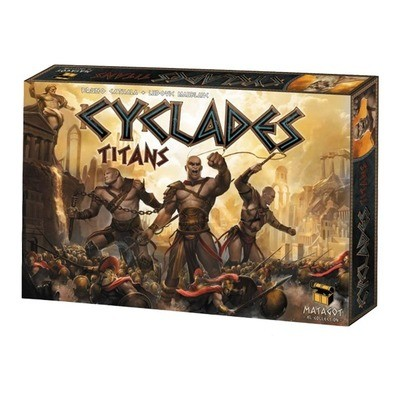 Matagot - Cyclades: Titans